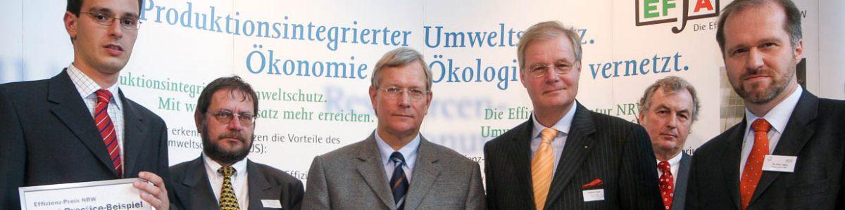 Effizienz-Preis NRW 2005
