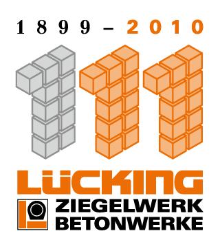 Emblem zu 111 Jahre Lücking