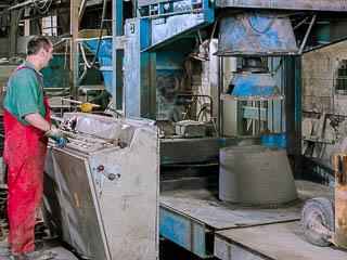 Schachtring-Produktion in Bonenburg
